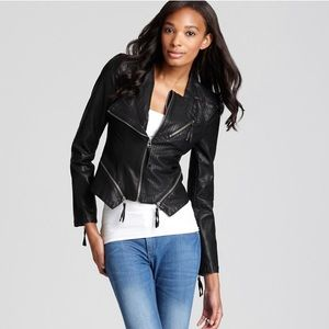 fb393877237 Blank NYC Jackets   Coats - BlankNYC Faux Leather Fitted Moto Jacket